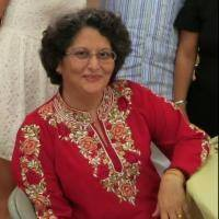 Author of Parsi Cuisine Cookbooks Rita Jamshed Kapadia