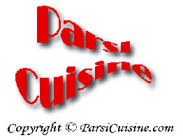 PARSI  CUISINE