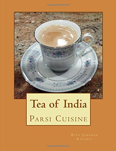 "Tea of India: Parsi Cuisine (Volume 9) A cup of tea shared with another person is known to create a new karma each time. So next time you have a cup of tea with someone, have good thoughts, and share good words.Learn how to make the best Chai. Learn about Indian Tea  Kerala ""God's Own Country"""