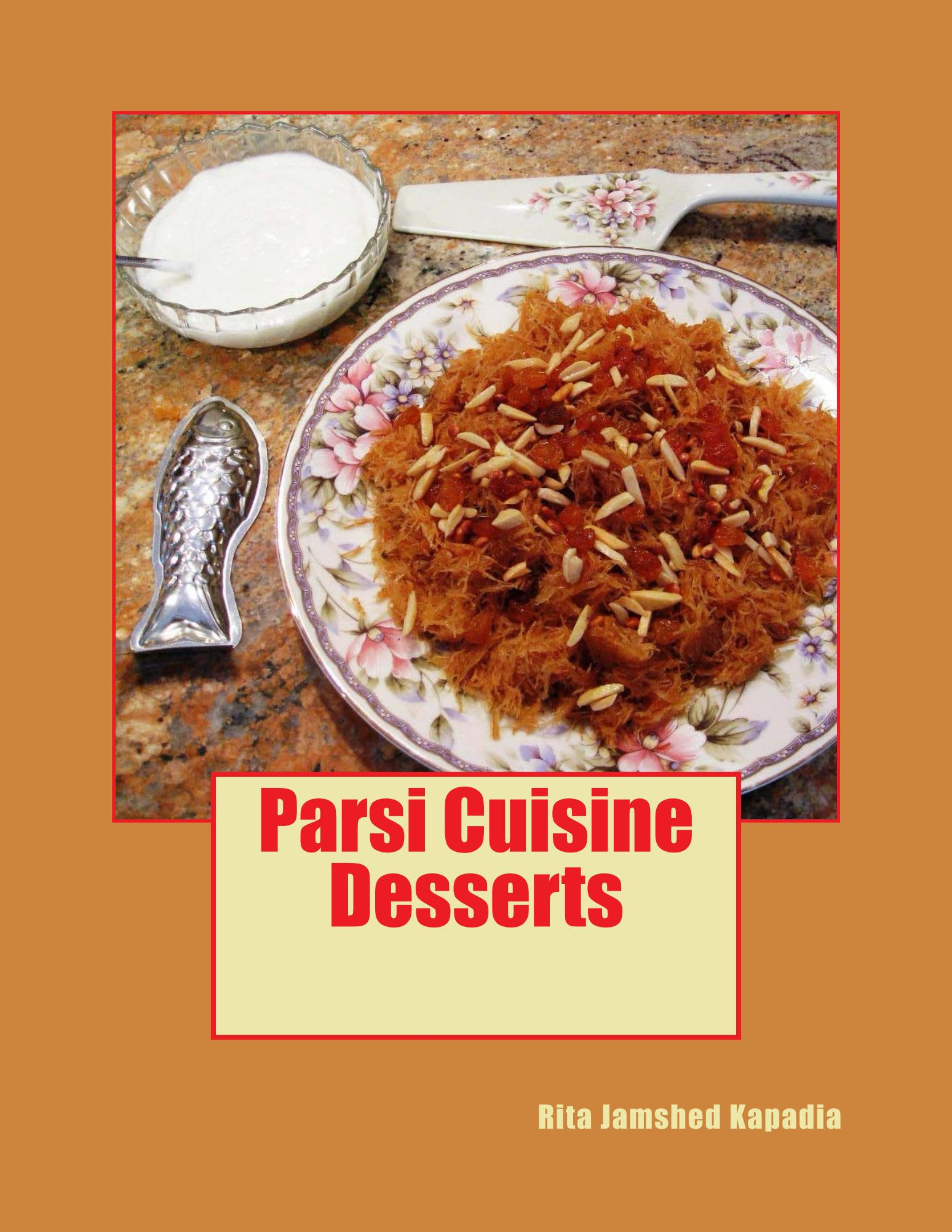 Cookbook: Desserts
