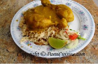 Dhansak with Brown Rice