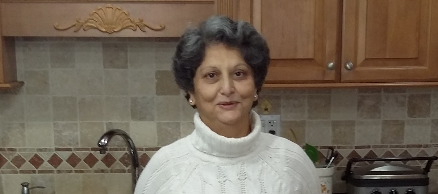Rita Jamshed Kapadia Author
