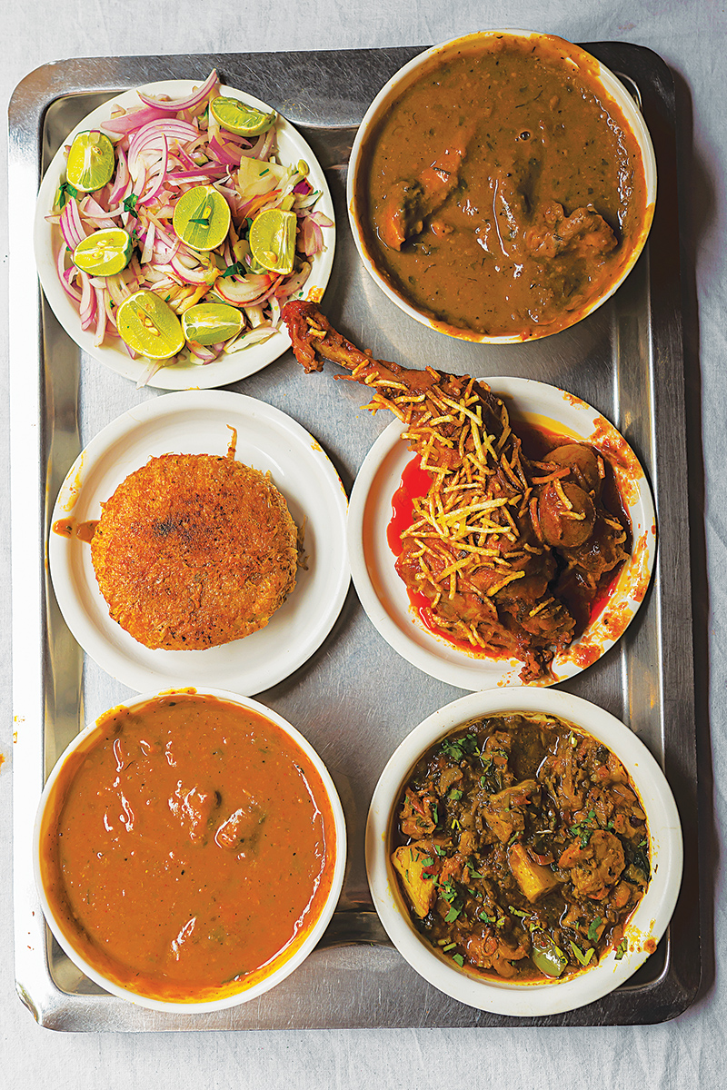 Jardalu ma marghi parsi cuisine for Afro latino 18 cuisine